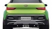 Hyundai Creta Sport Truck Concept rear