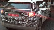 India-spec Jeep Compass rear spied