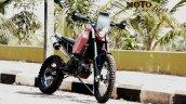 KTM 390 Enduro customised MotoExotica India front three quarter