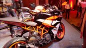 KTM RC390 rear three quarter