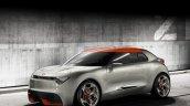 Kia Provo concept front three quarters
