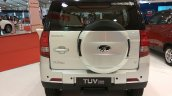 Mahindra TUV300 Dual Tone rear at Autocar Performance Show 2017