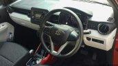 Maruti Ignis Zeta interior First Drive Review