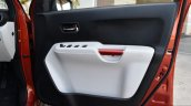 Maruti Ignis door card First Drive Review