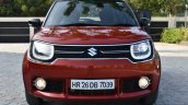 Maruti Ignis front First Drive Review