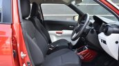 Maruti Ignis front cabin First Drive Review