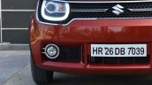 Maruti Ignis front half First Drive Review