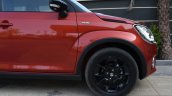 Maruti Ignis front wing First Drive Review