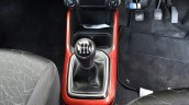 Maruti Ignis gear selector First Drive Review