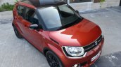 Maruti Ignis overhead First Drive Review