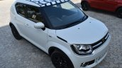 Maruti Ignis pearl white First Drive Review