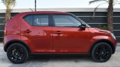 Maruti Ignis profile First Drive Review