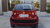 Maruti Ignis rear First Drive Review