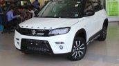 Maruti Vitara Brezza Limited Edition by Kalyani Motors front quarter