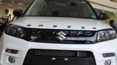 Maruti Vitara Brezza Limited Edition by Kalyani Motors grille