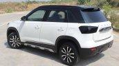 Maruti Vitara Brezza Limited Edition by Kalyani Motors rear three quarter
