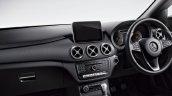 Mercedes B-Class Night Edition interior