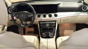 Mercedes E-Class All-Terrain dashboard at 2017 Vienna Auto Show