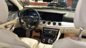 Mercedes E-Class All-Terrain dashboard driver side at 2017 Vienna Auto Show second image