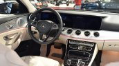 Mercedes E-Class All-Terrain dashboard driver side at 2017 Vienna Auto Show