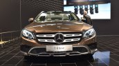 Mercedes E-Class All-Terrain front at 2017 Vienna Auto Show