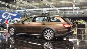 Mercedes E-Class All-Terrain rear three quarters left side at 2017 Vienna Auto Show