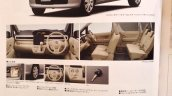Next gen Suzuki Wagon R FA brochure leaked