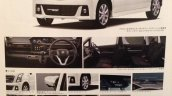 Next gen Suzuki Wagon R Stingray Hybrid X brochure Japan