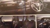 Next gen Suzuki Wagon R Stingray interior brochure Japan