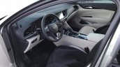 Opel Insignia Grand Sport interior spy shot