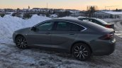 Opel Insignia Grand Sport rear three quarters left side spy shot