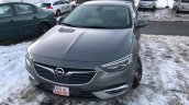 Opel Insignia Grand Sport spy shot Germany