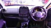 Renault Kwid Live For More Edition interior at APS 2017
