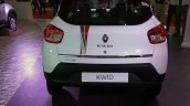 Renault Kwid Live For More Edition rear at APS 2017