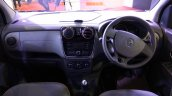Renault Lodgy World Edition dashboard at Autocar Performance Show 2017