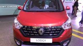 Renault Lodgy World Edition front at Autocar Performance Show 2017