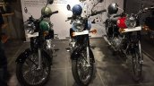 Royal Enfield Classic 350 Redditch series all colours front