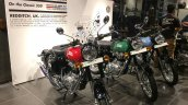 Royal Enfield Classic 350 Redditch series all colours
