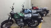 Royal Enfield Classic 350 Redditch series green