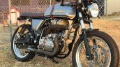 Royal Enfield Continental GT T front three quarter