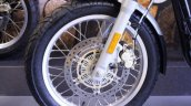 Royal Enfield Continental GT front disc
