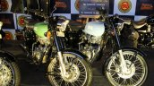 Royal Enfield Redditch series at Surat International Auto Expo 2017
