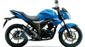 Suzuki Gixxer Blue