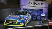 Suzuki Swift Racer RS front three quarters at 2017 Tokyo Auto Salon