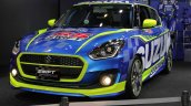 Suzuki Swift Racer RS front three quarters left side at 2017 Tokyo Auto Salon
