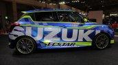 Suzuki Swift Racer RS profile at 2017 Tokyo Auto Salon