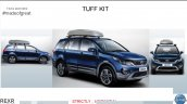 Tata Hexa Tuff kit accessories list