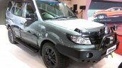 Tata Safari Storme Tuff front three quarter at APS 2017