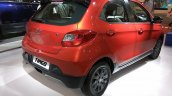 Tata Tiago with body kit rear three quarters at Autocar Performance Show 2017