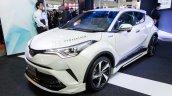 Toyota C-HR Modellista front unveiled